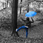 メンズ雨の日の防水スニーカー