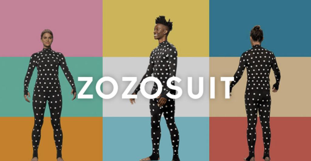 ZOZOSUITゾゾスーツ