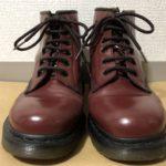簡単に脱ぎ履きできる。ブーツに最適な靴ひもの結び方【脱!めんどくさい】