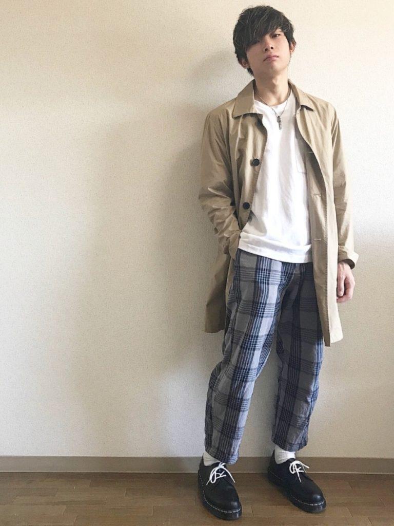 ファッション 低 メンズ 身長