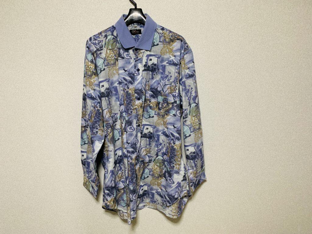 古着屋Three Star Kyotoで購入した安いメンズ古着